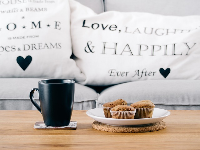 Customizable Vegan Muffins – Choose Your Own Adventure!