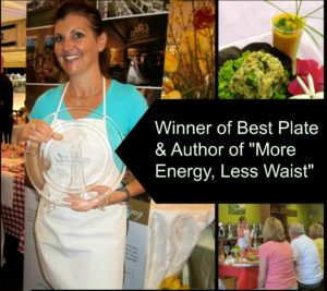 Best Plate Award winner Sherri Mraz