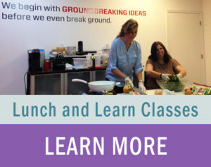 Lunch and Learn Classes