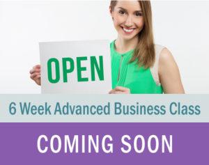 Six Week Advanced Business Class