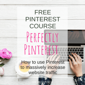 Perfectly Pinterest 5 Day Email Course